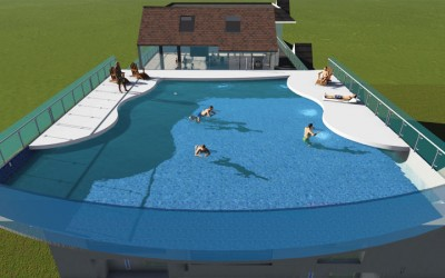 Swimming Pool - View 2