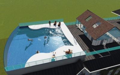 Swimming Pool - View 3